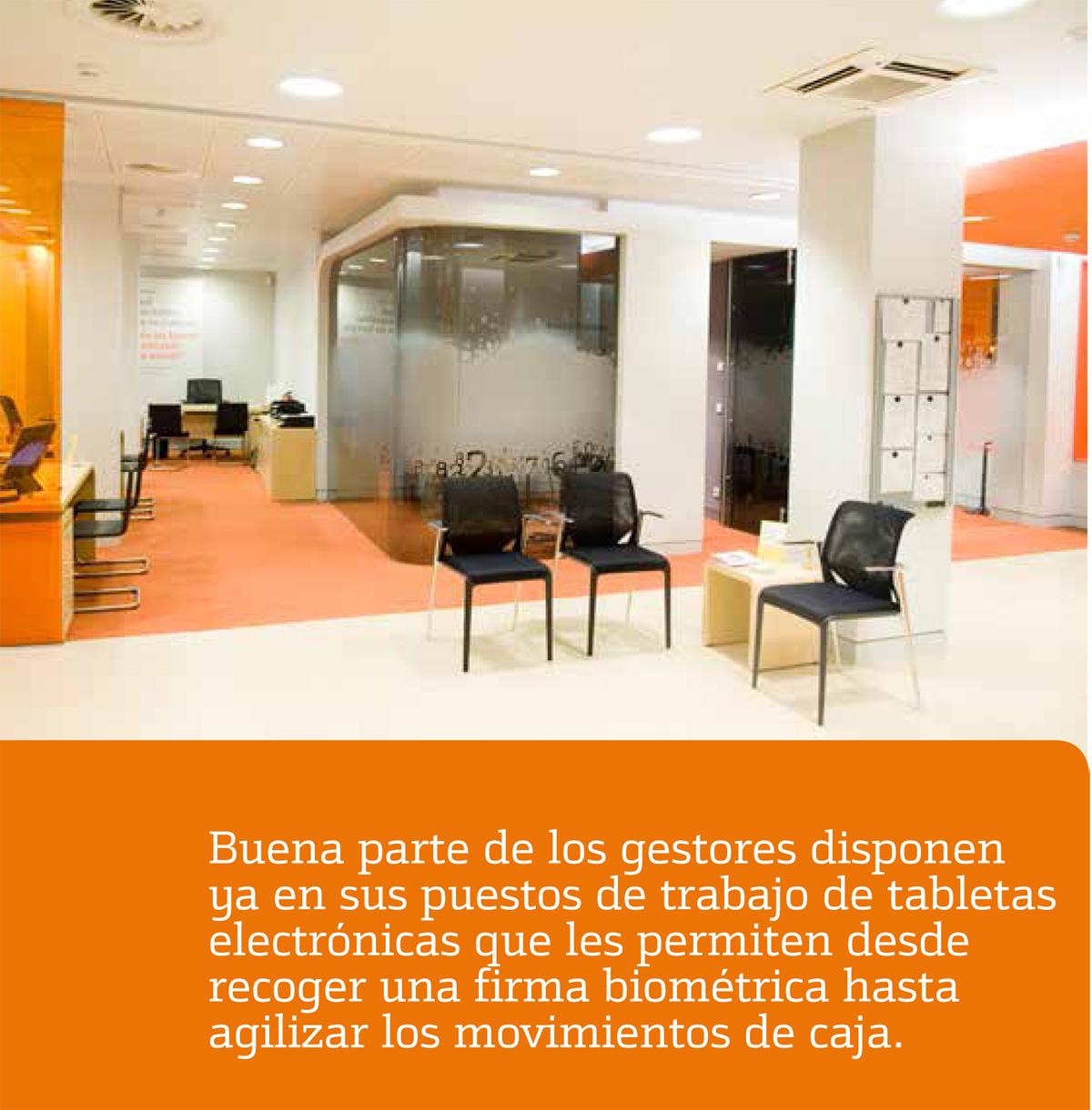 Quienes han vuelto a las oficinas con los primeros for Buscador oficinas bankinter